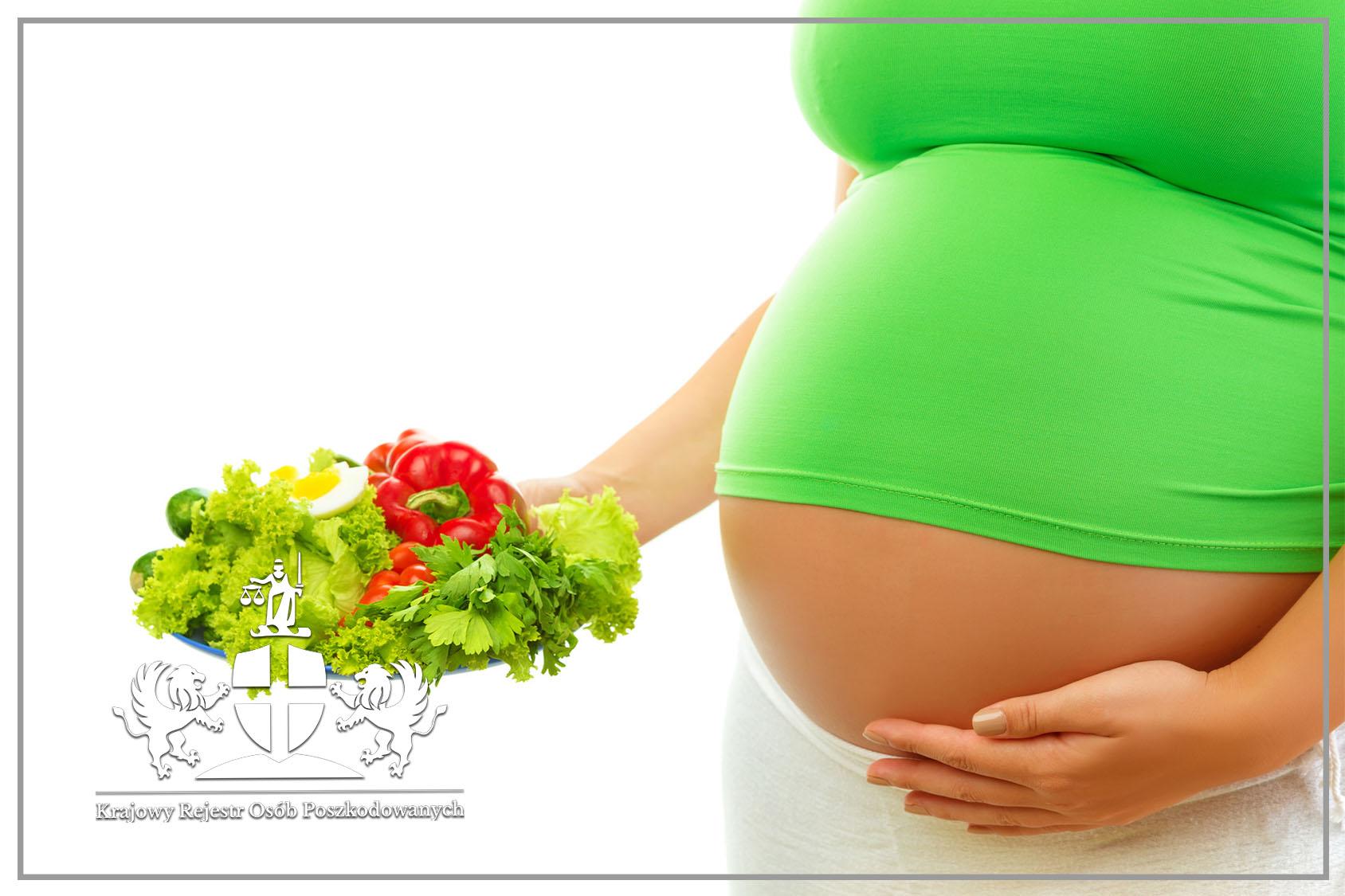 Dieta w ciąży – fakty i mity