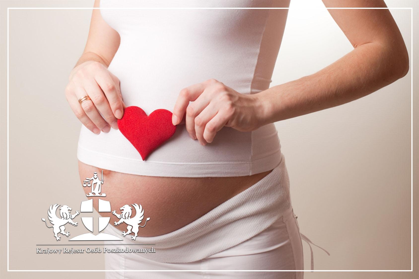 Odklejenie kosmówki w ciąży