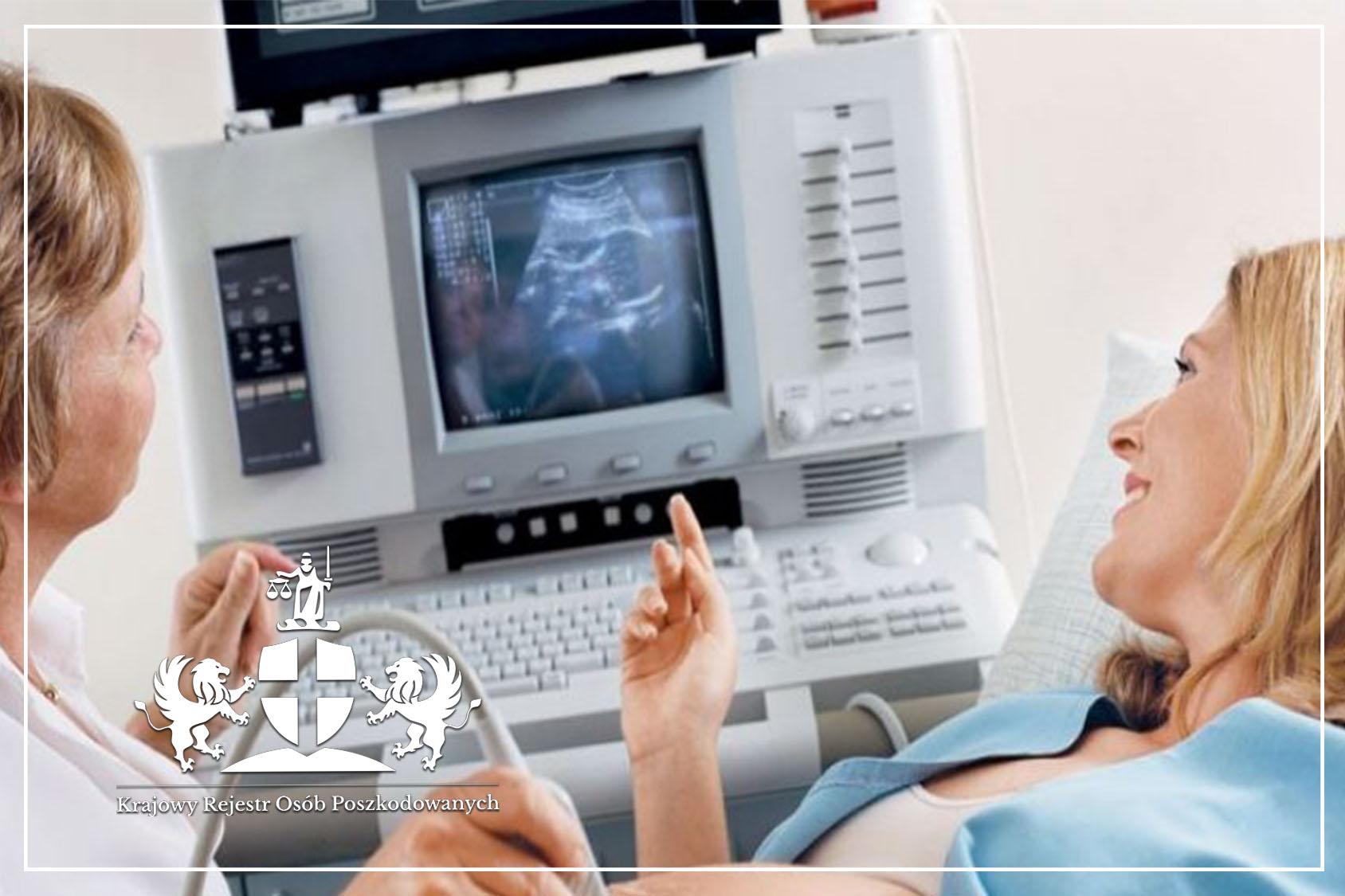 Badanie USG w ciąży
