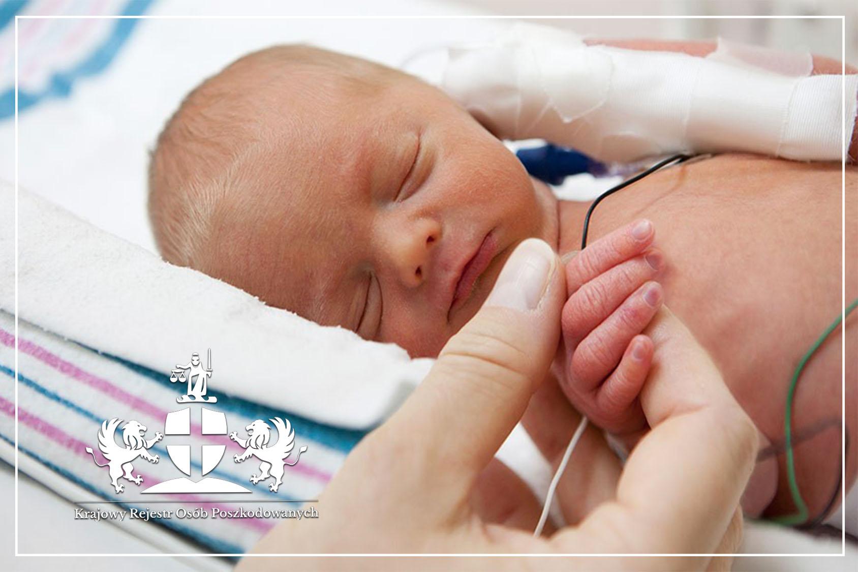 Błąd w sztuce lekarskiej przy porodzie