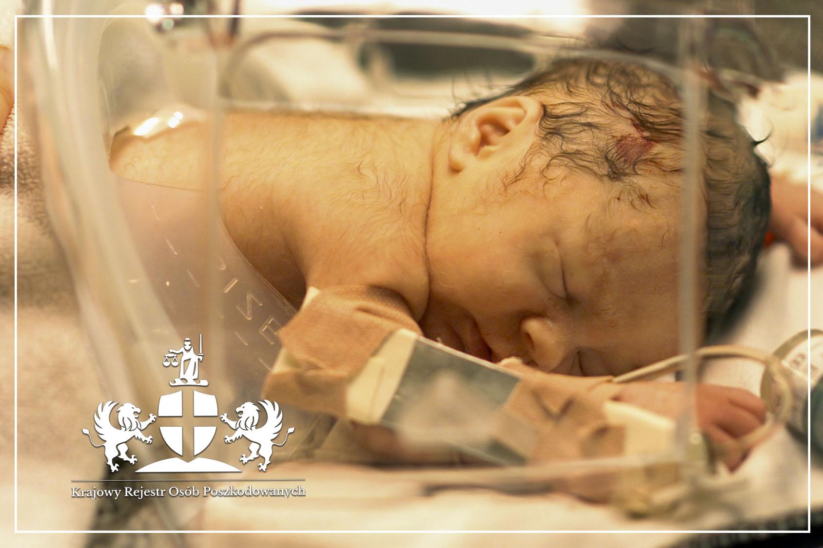 Posocznica u noworodka po porodzie