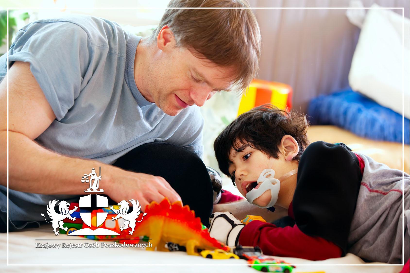 Mózgowe porażenie dziecięce zaburzenia współwystępujące